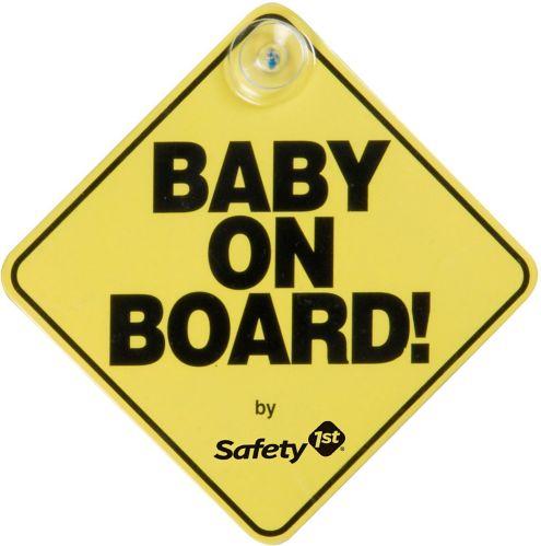 Affiche en mousse Safety 1st Bébé à bord Image de l'article