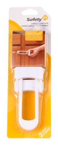 Safety 1st Cabinet Slide Lock, 2-pk Product image