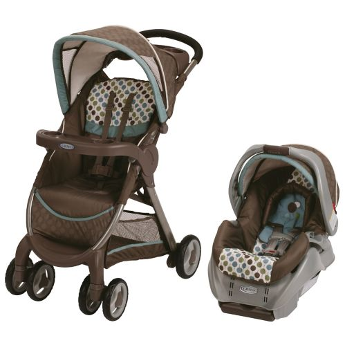 Graco Alano Classic Connect Stroller Travel System Product image