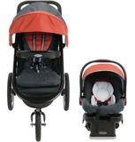 Graco FastAction™ Fold Jogger Click Connect™ Stroller Travel System | Graconull