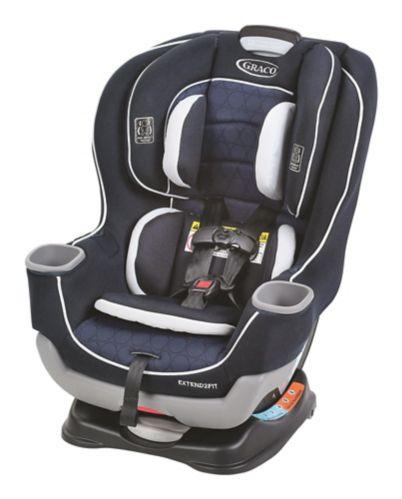 Siège d'auto pour enfant Graco Extend2Fit convertible Image de l'article