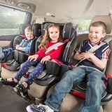 Siège d'auto pour enfant 3-en-1 EvenfloEvolve | Evenflonull