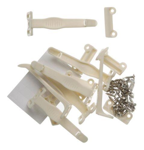 Loquets à prise large Safety 1st pour armoires et tiroirs Image de l'article