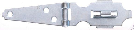 Hillman Zinc Plated Hinge Hasp Product image