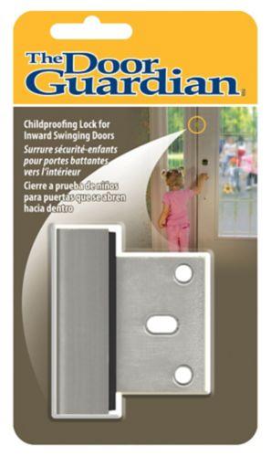 Door Guardian, Satin Chrome Product image