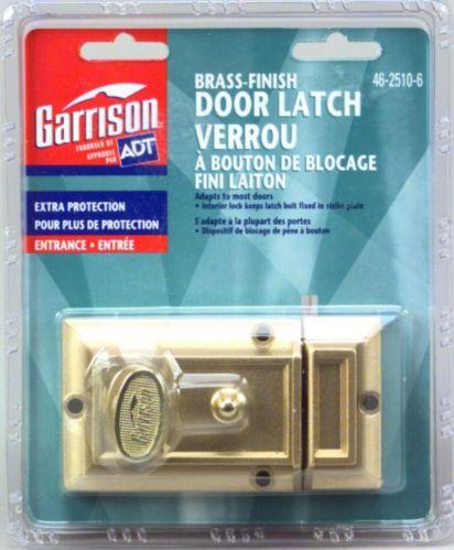 Rim Night Latch with Bolt Lock Product image