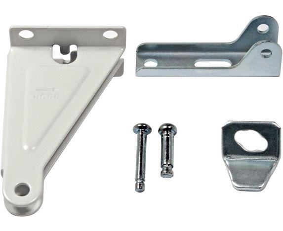 Storm Door Closer Repair Kit, White Product image