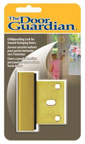Serrure Door Guardian, laiton Image de l'article