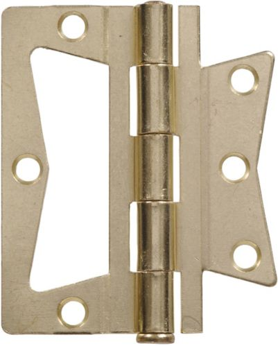 Hillman Continuous Hinge, Nickel-Plated Product image