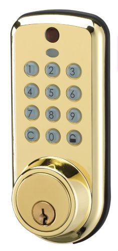 Brass Electronic Door Lock Product image