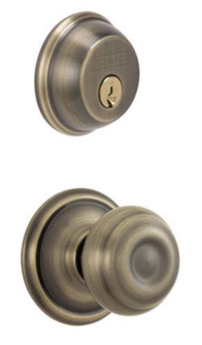 Schlage Combo, Georgian Product image
