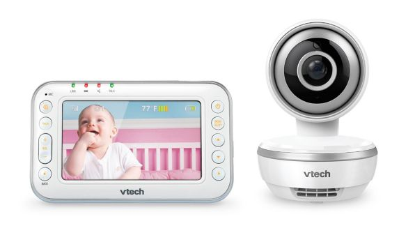 VTech VM4261 LCD Baby Monitor, 4.3-in Product image