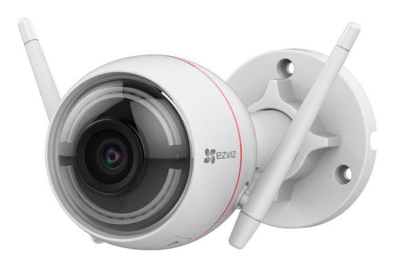Caméra d'extérieur HD 720p Wi-Fi EZVIZ ezGuard Image de l'article