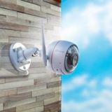 Caméra d'extérieur HD 720p Wi-Fi EZVIZ ezGuard | EZVIZnull