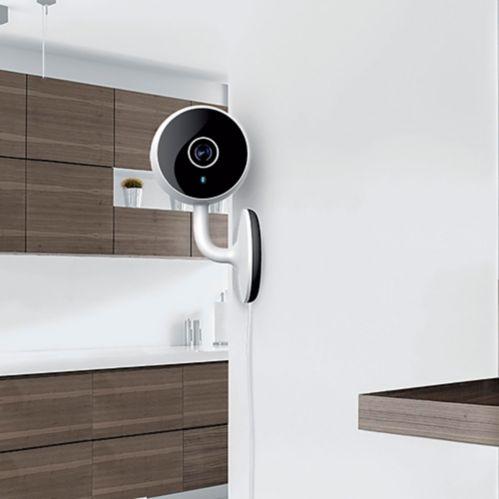 Caméra de sécurité intelligente HD Geeni pour l'intérieur, 1080p, connexion Wi-Fi Image de l'article