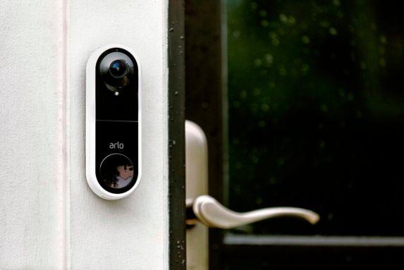 Sonnette vidéo Arlo à technologie Wi-Fi Image de l'article