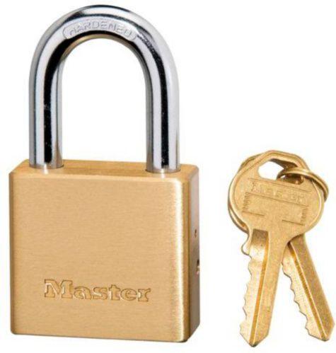 Master Lock Brass Padlock, 38-mm Product image