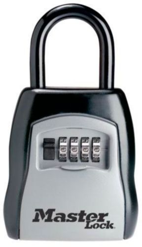 Master Lock Set Your Own Combination Portable Dial Lock Box, 83mm Product image