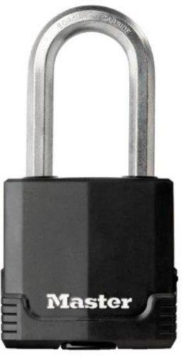 Cadenas à arceau Master Lock Magnum revêtu, acier laminé, 2 po Image de l'article