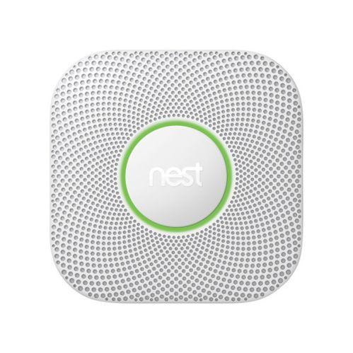 Google Nest Protect (Battery) 2nd Generation, White Product image