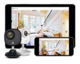 Caméra d'intérieur EZVIZ Mini Plus, pour réseau IP avec Wi-Fi