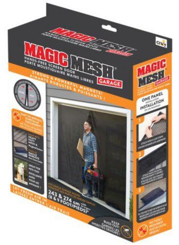 Magic Mesh Hands-Free Magnetic Garage Door Product image