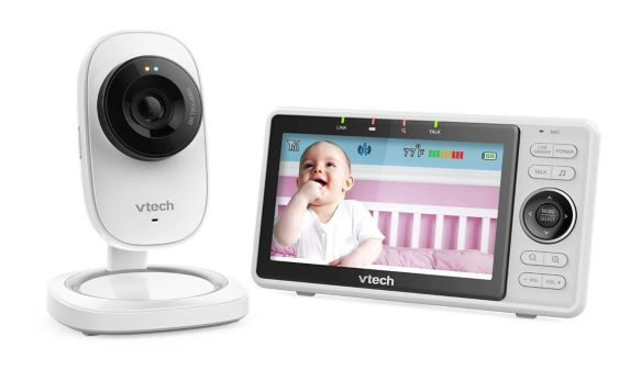 VTech RM5752 Wi-Fi 1080p Video Baby Monitor Product image