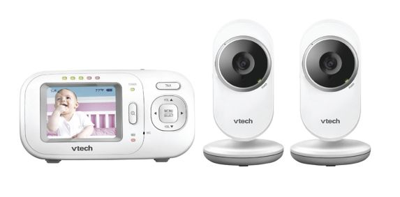 VTech VM320-2 Digital Video Baby Monitor Product image