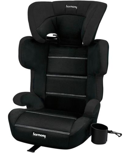 Harmony High Back Booster Car Seat with Latch