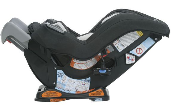 Graco Extend2Fit Platinum Convertible Car Seat Product image