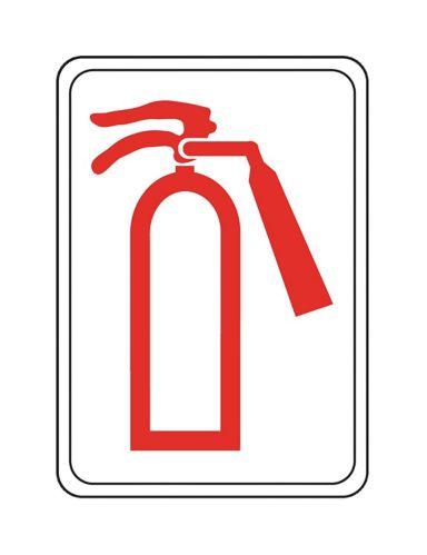 Affiche Fire Exit Hillman, 5 x 7 po Image de l'article