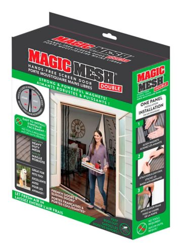 Magic Mesh Double Hands-Free Magnetic Screen Product image