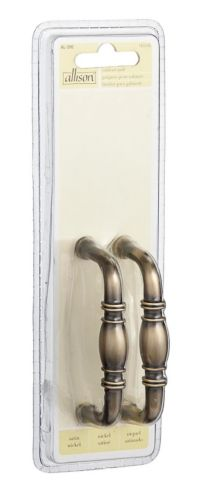 Allison Traditional Brass Pull, 2-Pk Product image
