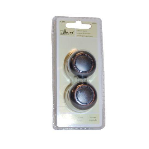 Infinity Orb Cabinet Knob, 2-Pk Product image