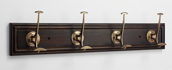 CANVAS Galena Rail with Marley Hooks, 27-in Product image