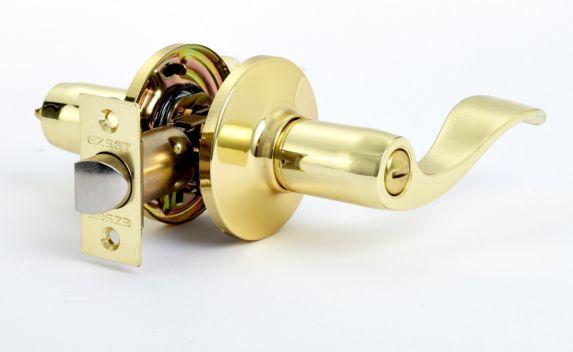 EZ Set Privacy Wave Lever Door Set Product image