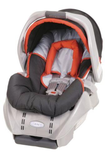 Siège d'auto pour bébé Graco SnugRide Image de l'article