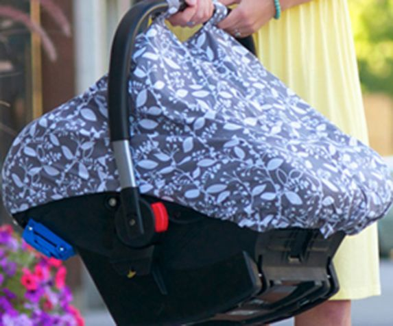 JJ Cole Car Seat Canopy Product image