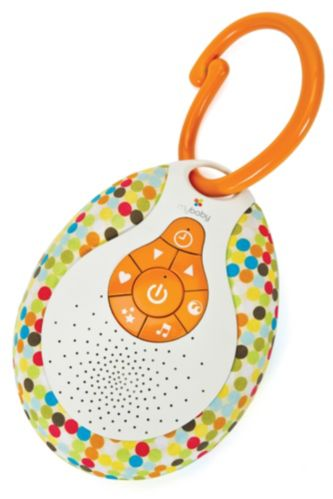 HoMedics On the Go Sound Spa Product image