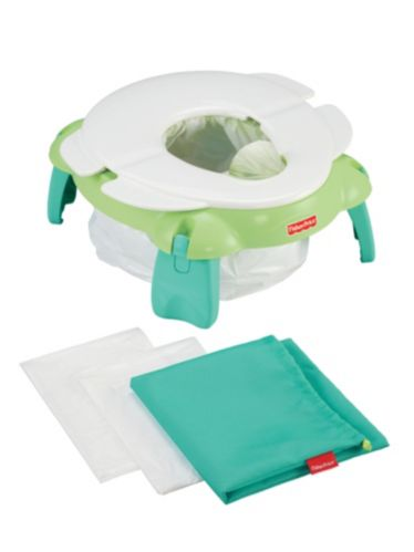 Fisher Price 2 in1 Portable Potty Product image