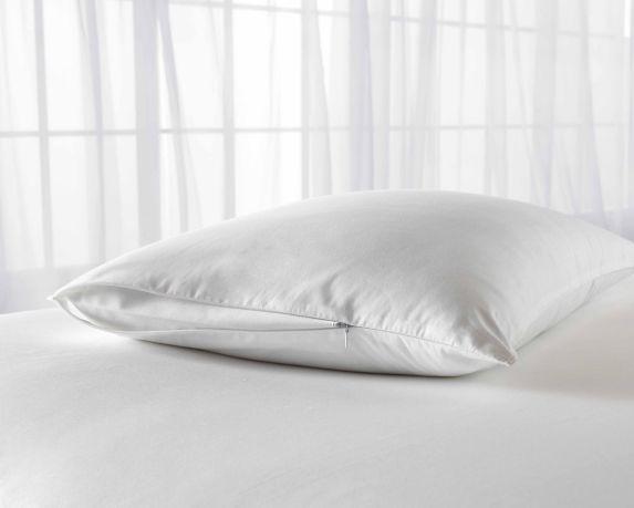 Protège-oreiller à glissière For Living Allergen Shield, paq. 2