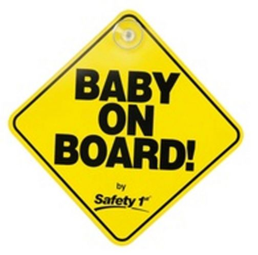 Safety 1st Baby on Board Foam Product image