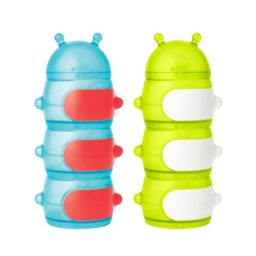 Boon Stack Caterpillar Snack Container Product image