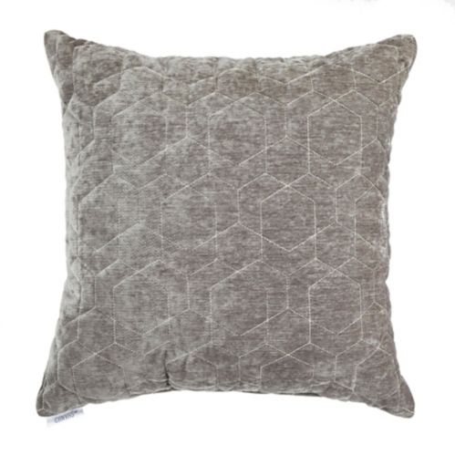 CANVAS Hexagon Cushion, 18x18-in Product image