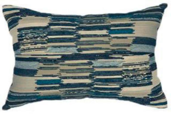 CANVAS Horizon Indigo Cushion, 13 x 18-in Product image