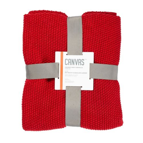 CANVAS Chenille Throw