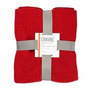 Jeté en tricot CANVAS