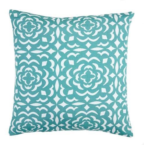 CANVAS Glory Aqua Cushion, 18 x 18-in Product image
