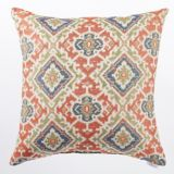 Coussin CANVAS rouge Java, 18 x 18 po | CANVASnull