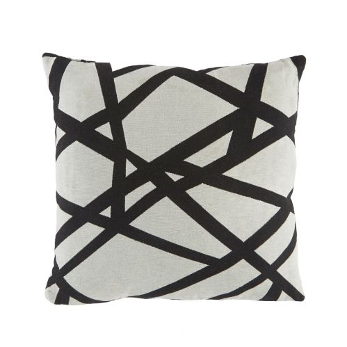 CANVAS White Vibe Toss Cushion, 18 x 18-in Product image